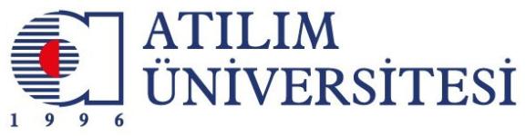 Logo of  Atilim University Learning Management System